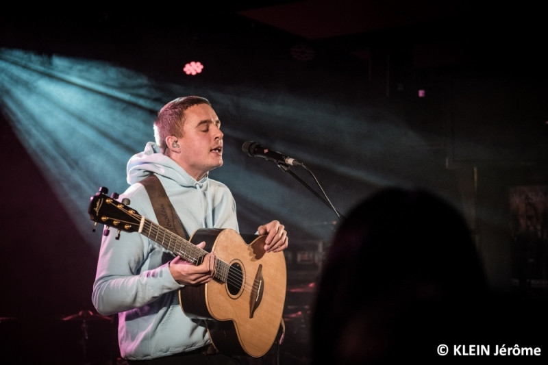 2018 09 24 Dermot Kennedy @ Rockhal The Floor