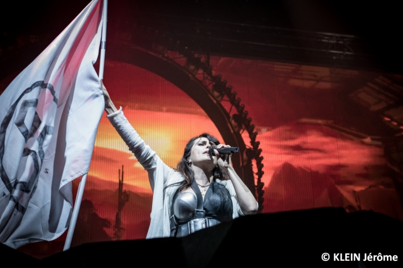 2018 11 20 Within Temptation @ Rockhal